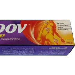 MOOV Rapid Relief room