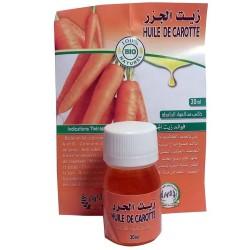 Масло моркови органических 30 мл