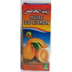 Bio-Zitronenöl 30 ml