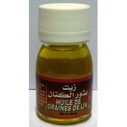 Huile de Grain de Lin bio - 30 ml
