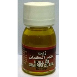 Organic Flaxseed oil 30 ml