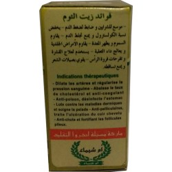 Aceite de ajo orgánico 30ml