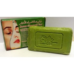 SOAP groene Ghassoul