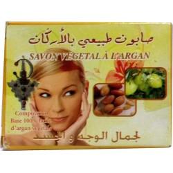 Pflanzliche Seife mit Arganöl