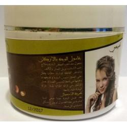 Ghassoul-Creme mit Arganöl