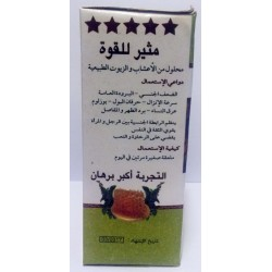 Syrup for feeling sensational strength