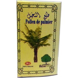 Palm pollen powder 20g