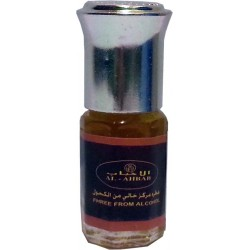 Racha perfume without alcohol