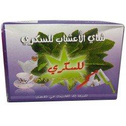 Chá de infusão hipoglicêmico