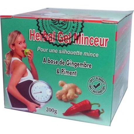 Купить Гель для похудения имбирь горячий