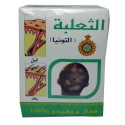 Crema per la cura dell'Alopecia Areata