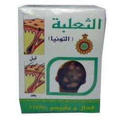 Crème van calvite Alopecia Areata
