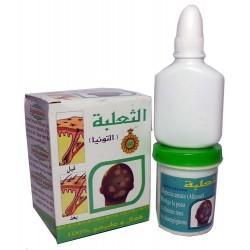 Crème pour Calvitie ou Pelade