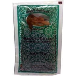 Bolsa de jabón negro (beldi)
