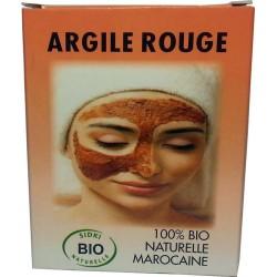 Argila vermelha - Máscara Sidki Bio
