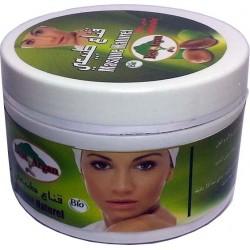 Masque du Ghassoul Blanc à l'argan
