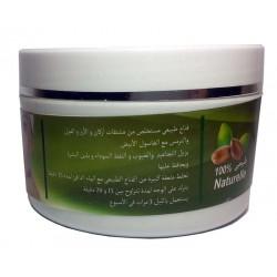 Masque de Ghassoul Blanc à l'argan