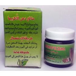 Creme contra o eczema