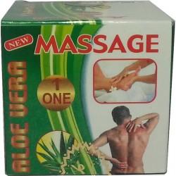 Aloe Vera-massage Crème