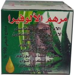 Crème de Massage à l'Aloe Vera