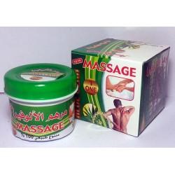 Crema per massaggi all'Aloe Vera
