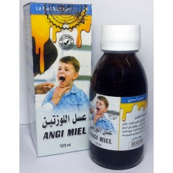 Angi-honey to treat tonsillitis