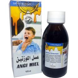 Angi miodu w leczeniu zapalenie migdałków