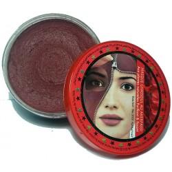 Ghassoul Akker Fassi ile maskesi