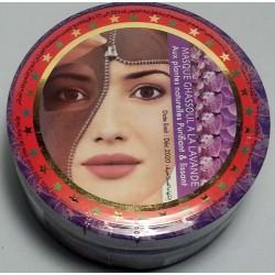 Ghassoul masker met lavendel