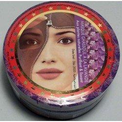 Ghassoul-Maske mit Lavendel