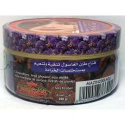 Ghassoul Mask with Lavender
