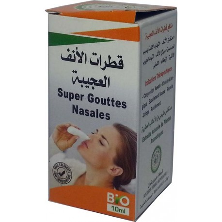Super nasal allergy drops