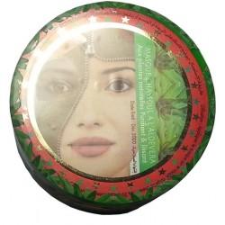Maschera viso con Aloe Vera