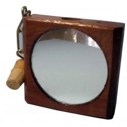 Flacon en bois pour khol