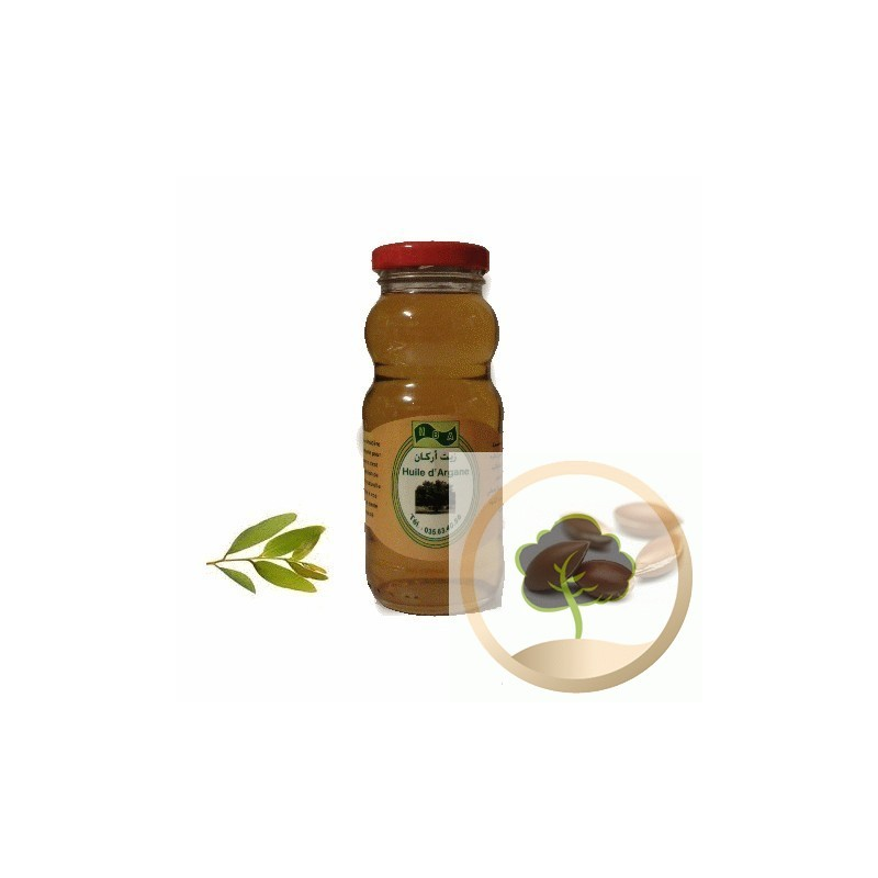 Olio di Argan per uso alimentare