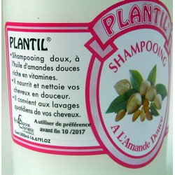Plantil Mandelöl Shampoo