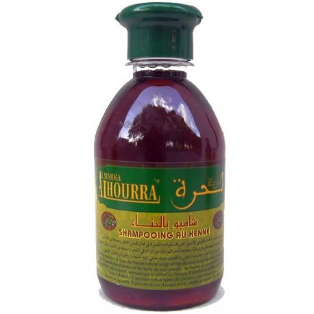 Al Hurra Henna Shampoo 250ml