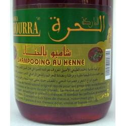 Shampoing au Henné - Al Hourra