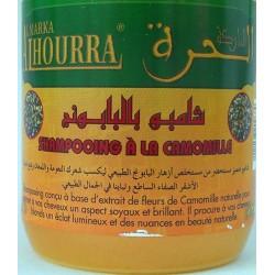 Shampoo met kamille
