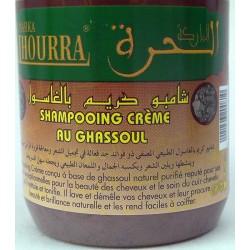 Shampoing crème au Ghassoul - Al Hourra