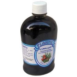 Champú de aceite de enebro