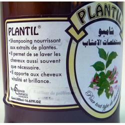 Shampoo plantenextracten