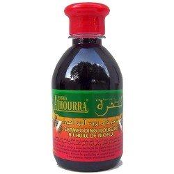 Champú con aceite de nigella - Al Hourra