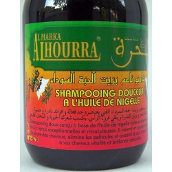 Al Hourra Schwarzkümmel-Öl Shampoo 250ml