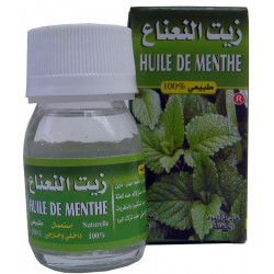 Organic Peppermint Oil 30 ml