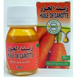Olio di carota biologico