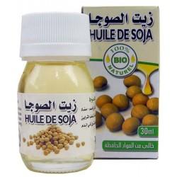 Olio di soia biologico