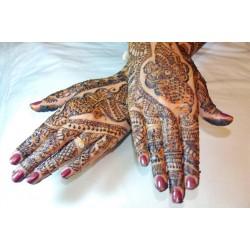 Kına dövme eller ve ayaklar için