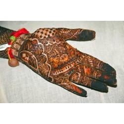 Henna tatoeage