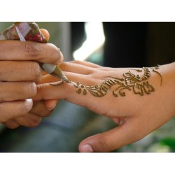 Royal Henna Cone with Mahalabiya Oil